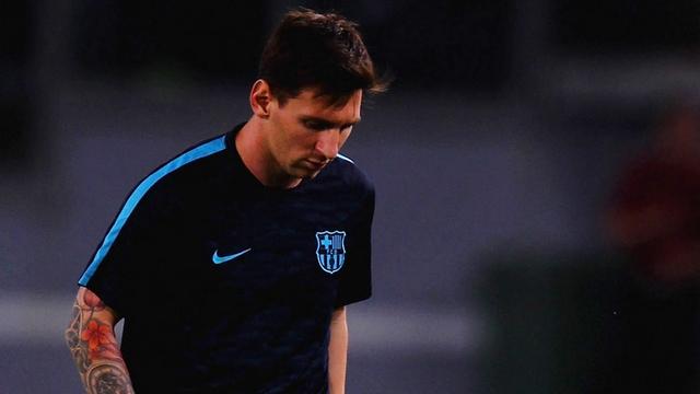 Barça'da Messi heyecanı
