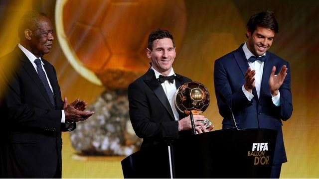 Futbolun efendisi Lionel Messi