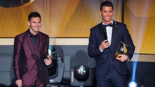 Messi'den Ronaldo'ya: Muhteşemdi