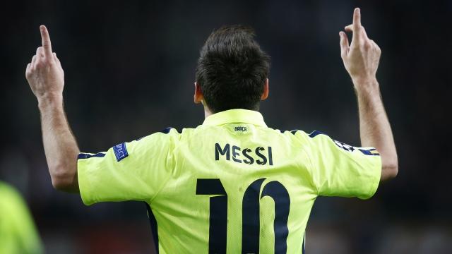 Messi'den beklenmedik açıklama