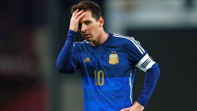 Messi: Bir anda olmaz