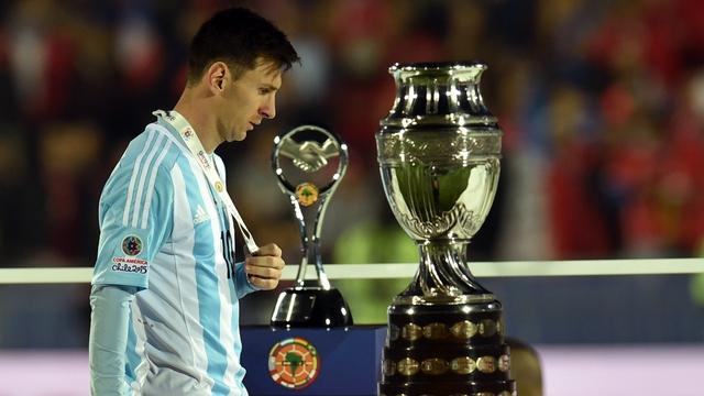 Messi: Bir gün Arjantin'de...
