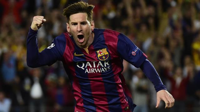 Finallerin adamı: Lionel Messi