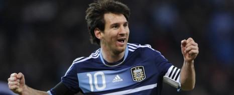 Messi: Dünya Kupası'nı Alacağım
