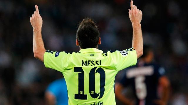 Bu gol Messi'ye yakışırdı
