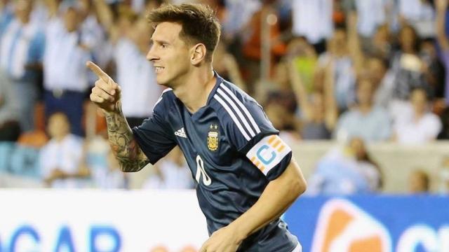 Messi'nin 7 golü kaldı