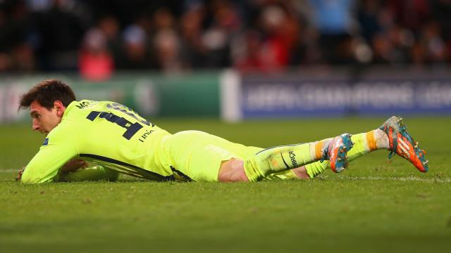 Messi'nin penaltı kabusu