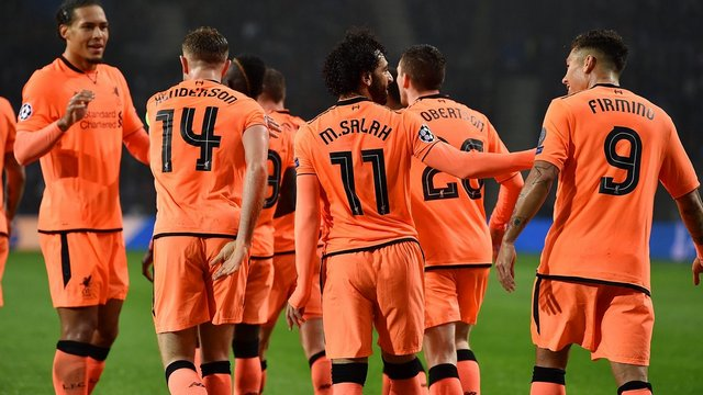 Liverpool, Porto'yu parçaladı