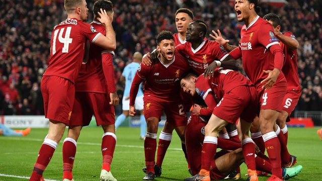 Liverpool yarım saatte Man City'yi nakavt etti