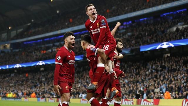 City mucize yapamadı, Liverpool turladı