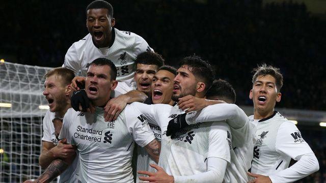 Liverpool 90+4'te güldü!
