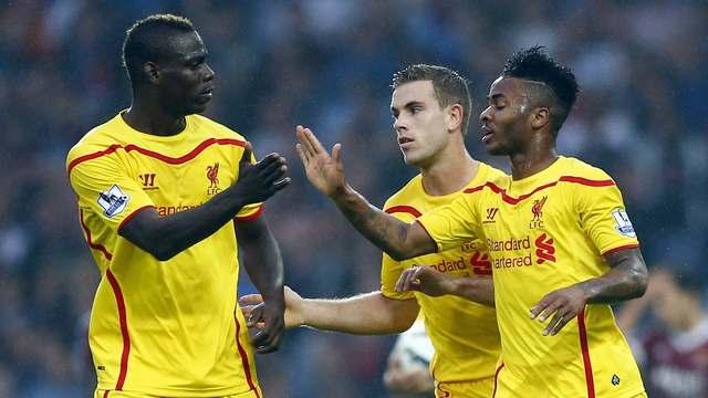 Liverpool kayıp!