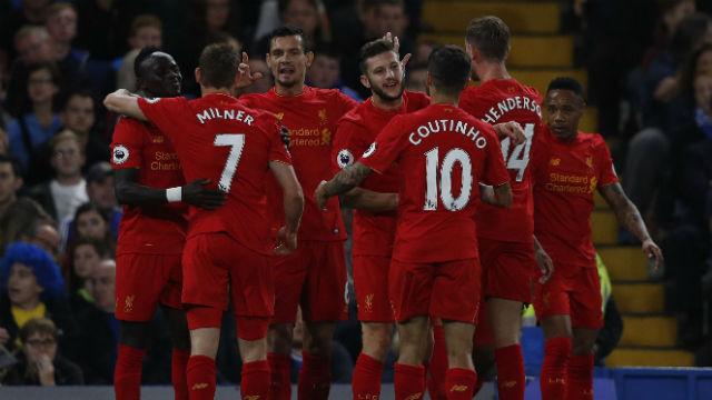 Liverpool Chelsea'nin evini yıktı