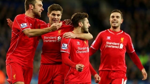 Liverpool kendine geldi