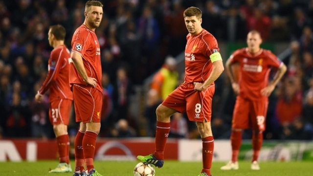 Liverpool'a Anfield'da şok!