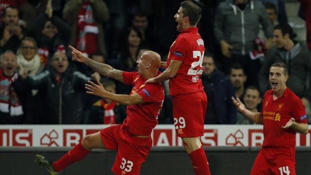 Liverpool'dan Gol Yağmuru