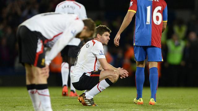 Liverpool yıkıldı!