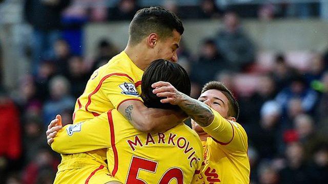 Liverpool deplasmanda güldü