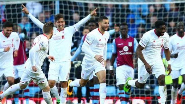 Liverpool'dan yarım düzine gol
