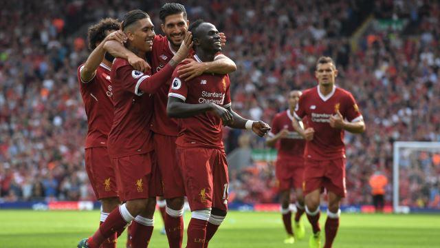 Liverpool Arsenal'i parçaladı