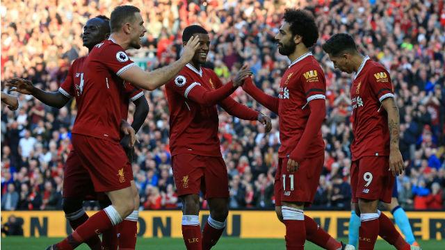 Liverpool evinde zorlanmadı