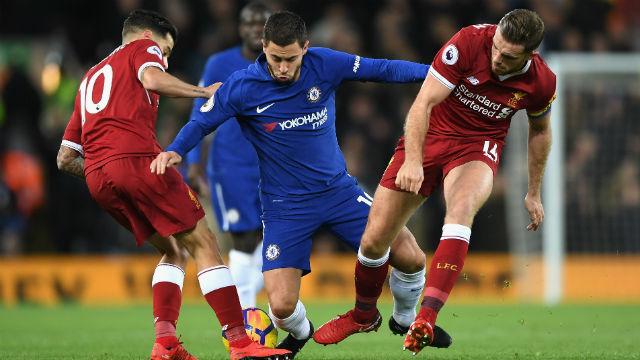 Liverpool ve Chelsea yenişemedi