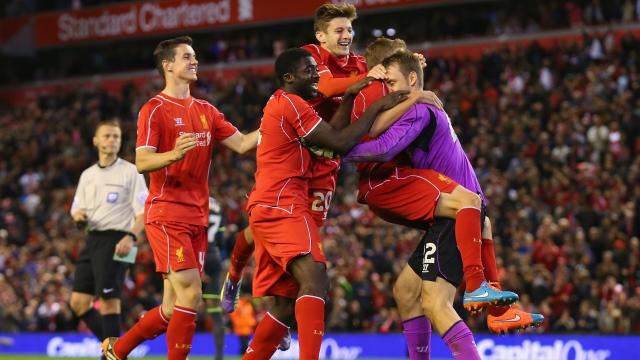 Liverpool'dan epik 3 puan!