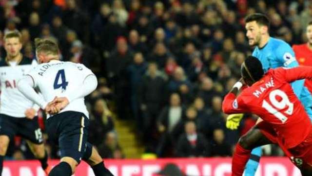 Liverpool sonunda güldü