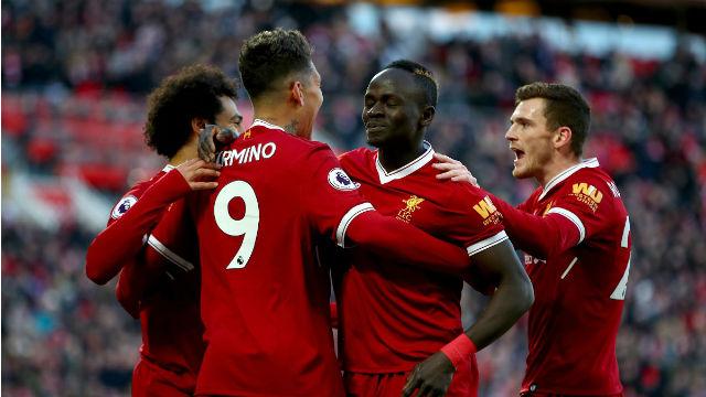 Liverpool kazandı, Salah tarihe geçti