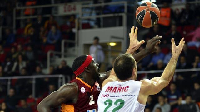 Galatasaray'dan müthiş bir galibiyet