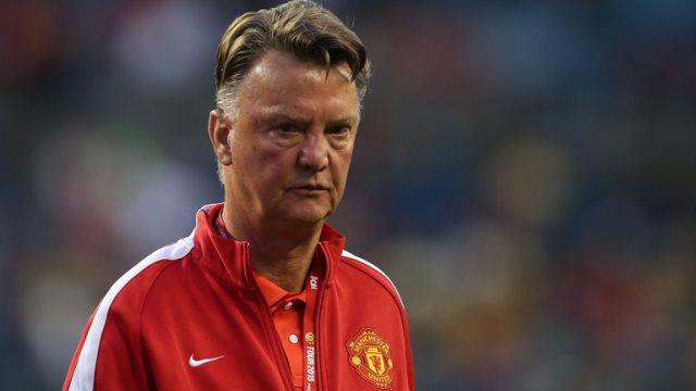 Van Gaal: Sürpriz bir golcü alacağız