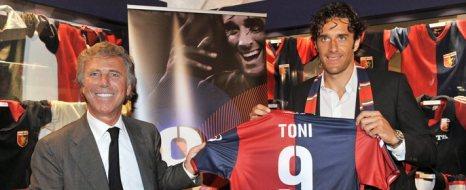 Luca Toni'den Rekor Transfer