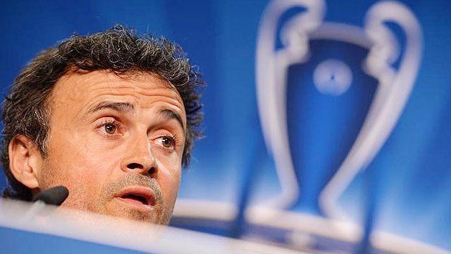 Luis Enrique: Hedefimiz 5 gol atmak