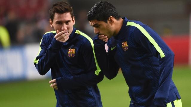 Suarez: Messi'ye asist yapmaya gelmedim