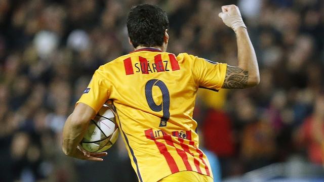 Adı Luis Suarez, ona hayran herkes