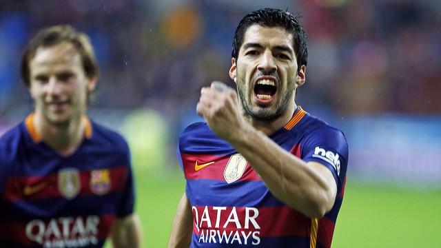 Luis Suarez tarih yazdı