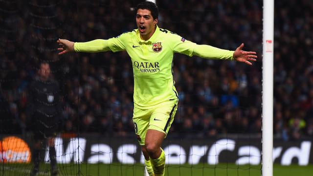 İngilizlerin baş belası: Luis Suarez