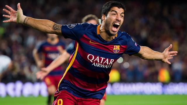 Barça Suarez ile coştu