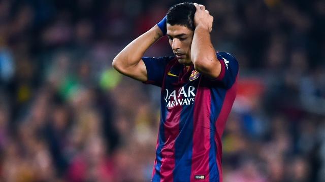 Luis Suarez kötü rekora koşuyor