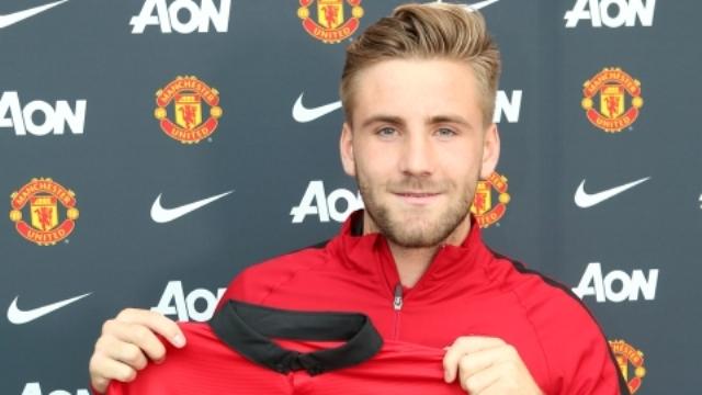Ve Luke Shaw imzaladı!