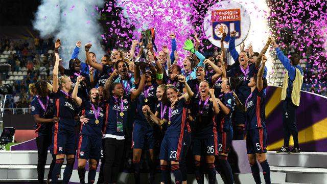 Lyon üst üste 3. kez şampiyon