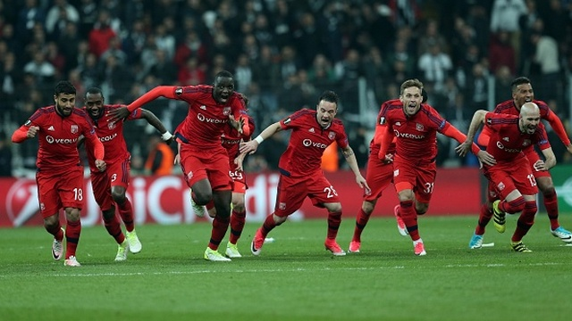 Valbuena: En iyi seyirci Beşiktaş'ta