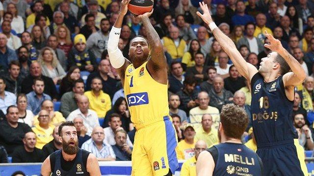 Fenerbahçe beşinci yenilgiyi aldı