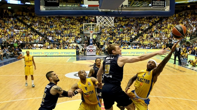 Maccabi fişi çekti