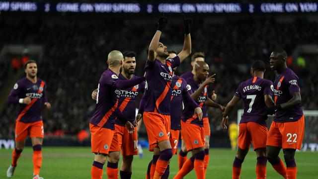 Manchester City zirveyi bırakmadı