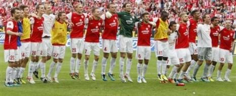 Mainz Leverkusen'i Yaktı