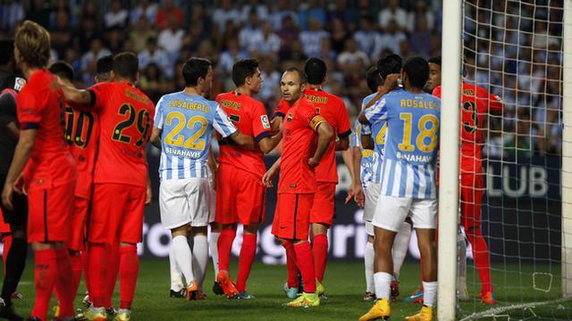 Barça'dan puan kaybı