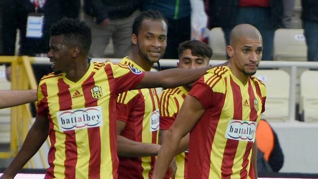 Yeni Malatyaspor son dakikada güldü