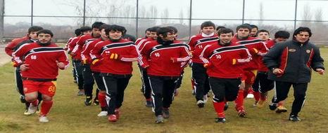 Malatyaspor Kaleci Antrenörüne Emanet