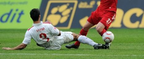 Malik Fathi Bundesliga'da